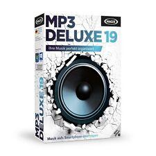 MAGIX MP3 deluxe 19 - NEU & OVP
