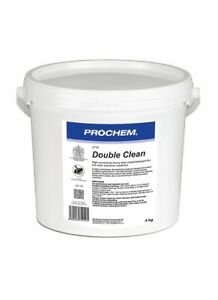Prochem Double Clean 4kg - BUY FROM A PROCHEM DEALER - DPD NEXT DAY DELIVERY