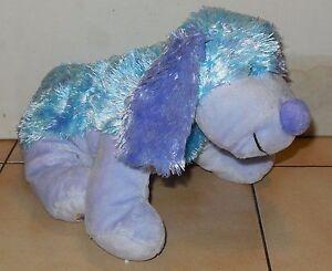"Ganz Webkinz Blueberry Cheeky Dog 9"" plush Stuffed Animal toy HM443"