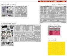 EDUARD BIG ED 3330 1/32 Westland Lynx mk.88 Sonar Revell C