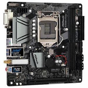 ASRock B365M-ITX/ac Socket LGA 1151 Mini-ITX Motherboard