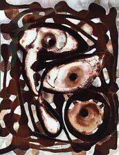 Tonito Original Fine art painting.Organic Realism.ABSTRACTICAL 5. Fantastical!