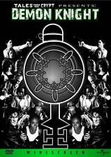 DEMON KNIGHT Movie POSTER 27x40 B Billy Zane John Kassir William Sadler Jada
