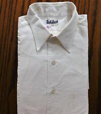 Rael Brook Marcella dress shirt Collar size 16 men's evening wear vintage 1950s