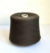 Italian alpaca wool yarns, 2.1 lb / 950 grams cone