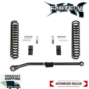 "Fabtech 2.5"" Basic Lift Kit W/ Front Shock Extension 17-20 Ford SuperDuty Diesel"