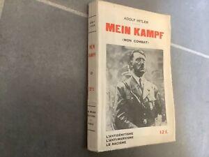 Mein kampf-Hitler.