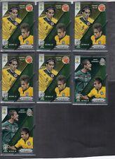 2014 Panini Prizm World Cup Matchups Hernandez/Neymar and Neymar/Falcao 7 cards