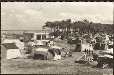 17 FOURAS CARTE POSTALE CAMPING 1966