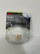 3M Lawn & Garden Valved Cool Flow Respirator, Pack of 2