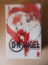 D.N.ANGEL Il Ladro dalle Ali d'Angelo #3 - Yukiru Sugisaku Planet Manga [G930]