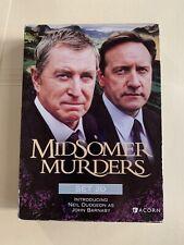 Midsomer Murders: Set 20 (DVD, 2012, 4-Disc Set)