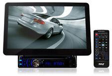 PLD10BT 10.1'' Screen DVD CD MP3 iPod AM FM USB SD Receiver/ Bluetooth/Remote