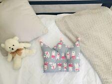 Baby Pillow Anti Flat Head Cushion Newborn Infant Crib Cot Bedding Baby Shower