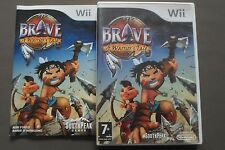 BRAVE A WARRIOR'S TALE ( WII - NINTENDO ) COMPLET