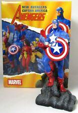 Diamond Select 371/2500 Marvel New Avengers Captain America Statue 2007