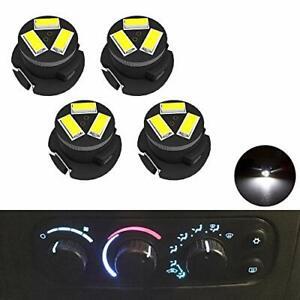 SMD AC Climate Heater Control LED Light Bulbs Kit for Dodge Ram 1500 2500 350...