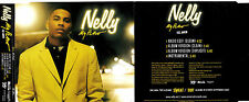 MAXI CD SINGLE COLLECTOR 4 TITRES NELLY MY PLACE feat JAHEIM DE 2004