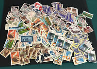 150++ USED ASSORTED US COMMEMORATIVE DUPLICATION SEE IMAGES B2G1F or OFFER 860