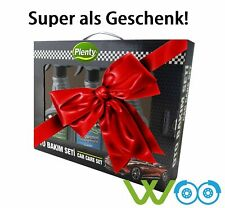 Auto Pflege Premium Box Felgen Reifen Reiniger Armaturen Pflege Air freshener