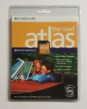 NEW - HANDMARK THE ROAD ATLAS (RAND MCNALLY) - DESIGNED FOR PALM HANDHELDS
