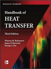 Handbook of Heat Transfer by James P. Hartnett, Young I. Cho and Warren M. Rohse