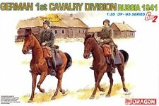 DRAGON 6216 1/35 German 1st Cavalry Division (Russia 1941)