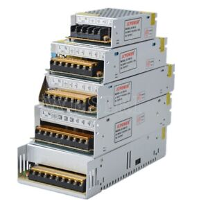 24V 1A~20A Switch LED Power Supply Transformer for LED Strip Lights