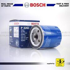 BOSCH OIL FILTER P3261 FITS PEUGEOT 206 1.1 i 309 Mk II 1.4 405 1.9 D 406 1.8