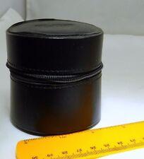 "Vivitar 2X teleconverter Lens Case 2.5X2.5X3"" small 28mm 50mm lens Free shipping"