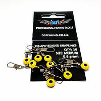 10 SPECIALIST QUICK CHANGE SWIVELS CARP PIKE FISHING Size 8