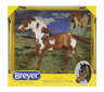 """Breyer Traditional Series Van Gogh, Son of Picasso, Model Horse Toy, 8.5"""" x 7"""""""