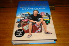 BY ANY MEANS-BY CHARLEY BOORMAN-SIGNED COPY