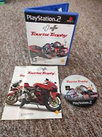 Tourist Trophy The Real Rising Simulator - Sony PS2 Game With MANUAL! FREE P&P!