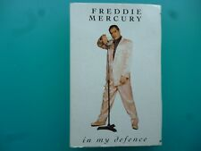 "FREDDIE MERCURY  "" IN MY DEFENCE ""  CASSETTE SINGLE"