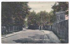 London, Harrow, Grove Hill PPC 1905 Harrow PMK AF