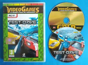 Videogame Pc Dvd-Rom TEST DRIVE Atari Eden Games Sprea no cd lp mc vhs (D4)