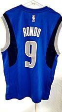 Adidas NBA Jersey Dallas Mavericks Rajon Rondo Blue sz S