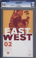 East of West #2   Image Comics   1st Print  CGC 9.8
