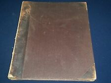 ARCHITECTURAL DETAILS OF RENAISSANCE PERIOD IN ENGLAND VOL 52 PLATES - KD 1974