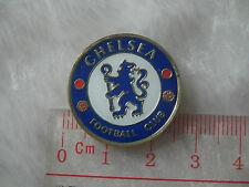 kiTki 26mm Chelsea badge pin brooch metric soccer football emblem logo