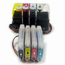 Continuous Ink System for HP 88 HP88 OJ Pro K550 K5400