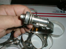 """10 NEW Heavy Duty Hose Clamps  Flex-Gear Constant Tension 1-13/16 """" 2-3/4"""" Ideal"""
