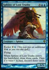 Sphinx of Lost Truths FOIL | NM | Zendikar | Magic MTG