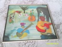THE BAND. MUSIC FROM BIG PINK. GATEFOLD. CAPITOL. SKAO-2955. 1968.