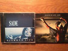 Sade [2 CD Alben] Soldier Of Love + Diamond Life
