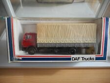 AHC Daf 800 in Red/White on 1:43 in Box