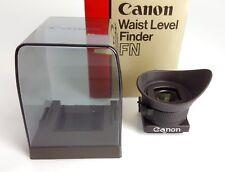 Canon Waist Level Finder FN