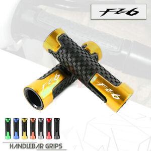 Motorcycle 7/8'' 22mm Handle Bar Gel Hand Grips for YAMAHA FZ6R Fazer FZ6 FZ6N