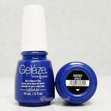 Gelaze China Glaze LED UV Nail Gel Color Polish 0.5 oz - Frostbite 81812